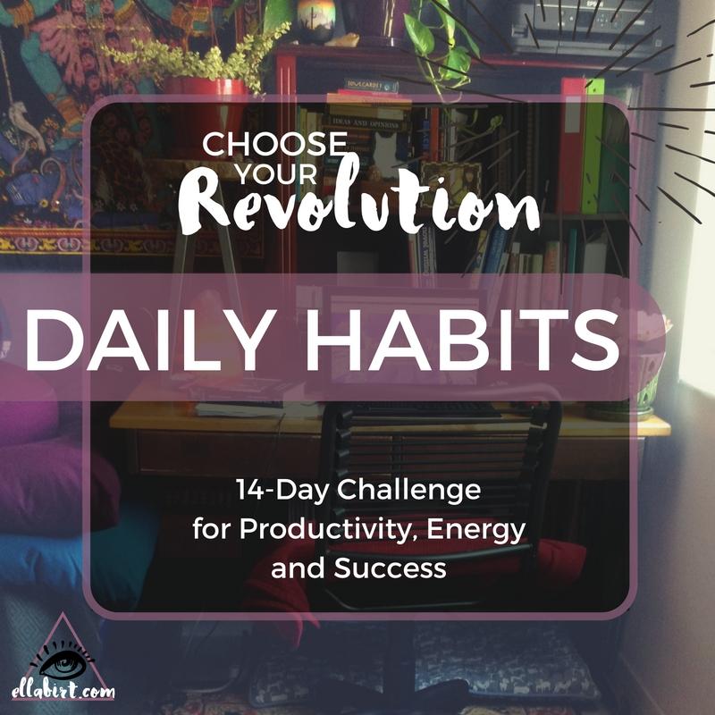 daily habits revolution
